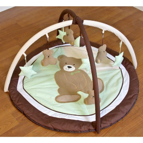 Pam Grace Creations Baby Bear Gym